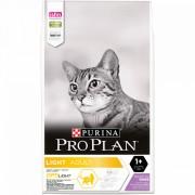 Purina Pro Plan Light bogata în Curcan