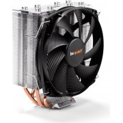 Hladnjak za CPU, BE QUIET Shadow Rock Slim, s. 775/1150/1151/1155/1156/1366/2011-3/2066/754/939/940/AM2+/AM3+/AM4/FM1/FM2+, crni