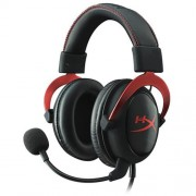 Headset Kingston HyperX Cloud II - červený