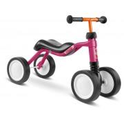 Puky - Wutsch - Springcykel - från 1,5 år/ 80 cm - Rosa/Hallonfärgad