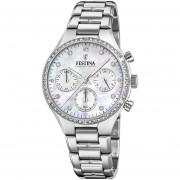 Reloj F20401/1 Plateado Festina Mujer Festina