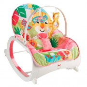 Fisher-Price to Toddler Babysitter - Rosa