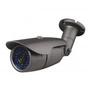PROXE Telecamera Ip Da Esterno A Colori 2 Mpx 1080p 36 Led Ir Visione Notturna 30 M