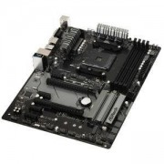 Дънна платка ASRock B450 Pro4, B450, AM4, DDR4, PCI-E (DP&HDMI&VGA), 4x SATA 6.0 Gb/s, 1x Ultra M.2 Socket, B450_PRO4