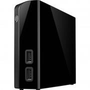 Hard disk extern Seagate Backup Plus Hub 4TB 3.5 inch USB 3.0 Black