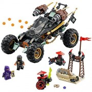 LEGO (LEGO) Ninja Go blaster powered racer 70589