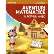 Aventuri matematice in Egiptul Antic - clasa a II-a