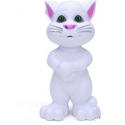 EarTech Intelligent Talking Tom Cat with Recording, Music, Story & Touch Functionality, Wonderful Voice with Stories & Songs Multicolor