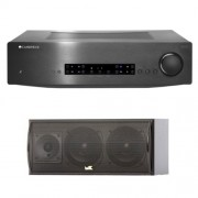 Pachet: Cambridge Audio CXA60 + M&K Sound LCR750