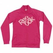 "Reebok Tricot Tracksuit ""Black/Pink"""