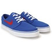 Nike ZOOM STEFAN JANOSKI CNVS Sneakers(Blue)
