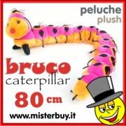 PELOUCHE BRUCO FUCSIA lunghezza 80 cm
