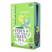 Clipper - Organic Green Tea with Citrus & Aloe Vera (20 st)