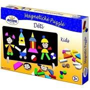 Detoa mágneses puzzle gyerekeknek