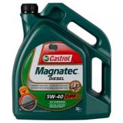 Castrol MAGNATEC Diesel 5W-40 DPF 5 Litre Can