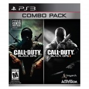 PS3 Juego Call Of Duty Black Ops I y II Combo Para PlayStation 3