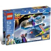 LEGO Toy Story Het Star Command Ruimteschip van Buzz - 7593