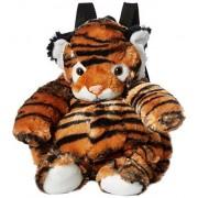 Fiesta Toys Mochila de Peluche de Tigre de 40 cm