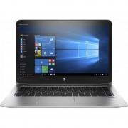 Laptop HP EliteBook Folio 1040 G3 14 inch FHD Intel Core i7-6500U 8GB DDR4 256GB SSD Windows 10 Pro downgrade la Windows 7 Pro