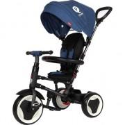 Tricicleta pliabila Qplay Rito - Sun Baby - Blue