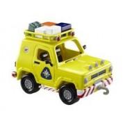 Jucarie Fireman Sam Mountain Rescue 4 x 4 Jeep