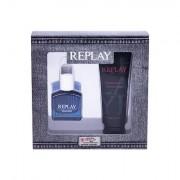 Replay Essential For Him confezione regalo eau de toilette 30 ml + doccia gel 100 ml uomo