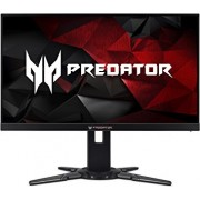 Monitor Acer Predator XB272bmiprzx 69cm (27) Wide 16:9 Maximum resolution FHD 1920x1080@240Hz; 1ms 240Hz G-Sync ZeroFrame 100M:1 ACM 400nits LED HDMI; DisplayPort; Speakers 2Wx2; Audio Out; 4 x USB 3.0 Hub (1up 4down) Height adj. Pivot EURO/UK EMEA