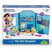 Joaca-te si imita - Joaca de-a doctorul veterinar