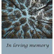 Funeral Guest Book (Hardcover): Memory Book, Comments Book, Condolence Book for Funeral, Remembrance, Celebration of Life, in Loving Memory Funeral Gu/Lulu and Bell