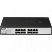 D-Link Síťový switch D-Link, DGS-1016D, 16 portů, 1 GBit/s