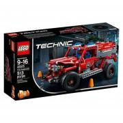 FIRST RESPONDER 2 EN 1 LEGO 42075