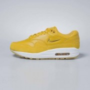 Nike Sneakers buty damskie Nike Air Max 1 Premium SC mineral yellow / mineral yellow AA0512-700