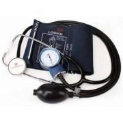 Tensiometru mecanic Moretti DM333 cu stetoscop inclus 0 300mmHg Negru