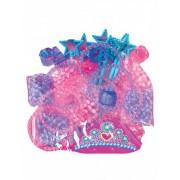 Vegaoo Set prinsessen speelgoed voor kinderen One Size