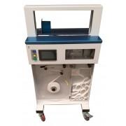 Fajadora automática de papel y plástico AG02 con mesa dispensadora