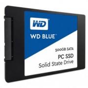 WD SSD 500GB Blue 3D NAND WDS500G2B0A