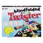 Joc Hasbro Blindfolded Twister Board Game