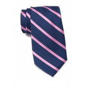 Nautica Leeham Stripe Tie PINK