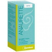 Zambon Italia Srl Anaurette Spray 30ml
