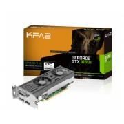 VGA KFA2 GTX1050 Ti OC LP, nVidia GeForce GTX 1050 Ti, 4GB, do 1417MHz, DP, DVI-D, HDMI, Low-profile, 24mj (50IQH8DSP2MK)