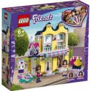 Конструктор Лего Френдс - Модният бутик на Emma, LEGO Friends, 41427