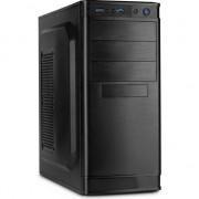 Carcasa Inter-Tech IT-5905, Mid Tower, fara sursa, Negru
