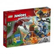 Lego Flucht vor dem Pteranodon