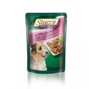 Stuzzy Speciality Dog Vitel si Paste 100g