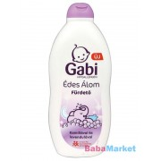Gabi fürdető édes álom 400 ml levendula