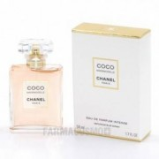 Chanel Coco mademoiselle intense - eau de parfum donna 50 ml vapo