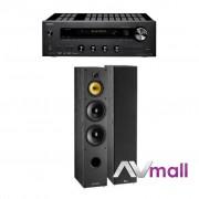 Pachet Amplificator Receiver Onkyo TX-8150 + Boxe Davis Acoustics Dhavani