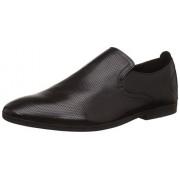 Clarks Men's Otoro Step Black Leather Clogs and Mules - 6.5 UK/India (40 EU)