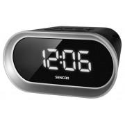 Digitális ébresztő óra FM rádióval SRC 150 W