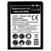 Ozzzo Batterie Generique Pour Samsung-Gt-S5839i / Galaxy Ace S5830 5830i